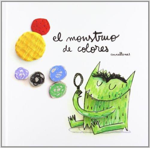 Libros: El Monstruo de Colores. | Maestra Especial PT