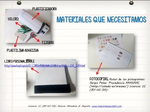 materiales libro hoptoys